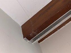 Telas de araña en las esquinas de la habitación. (Part.1)