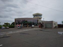 北海道の道の駅としては大きいほうです。