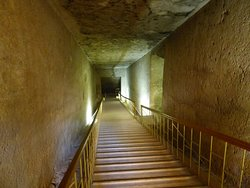 Inside the Royal Tomb of Akhenaten