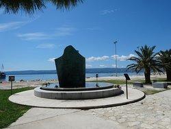 Municipal beach