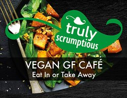 ‪Truly Scrumptious Vegan and Gluten Free Cafe‬
