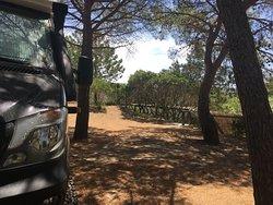 Wunderschöner, ruhiger Campingplatz mit sehr freundlichen Personal und lecker Essen.