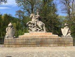 Statue of John III Sobieski