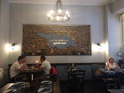 Fantastique restaurant Géorgien