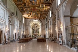 サン セバスティアーノ フォーリ レ ムーラ聖堂