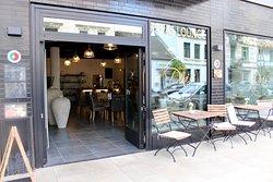 Cosy Atmosphere at Dinis Tapas Lounge Restaurant im Eppendorf, Hamburg