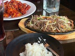 Good food & portions