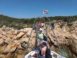 Boat excursion on lady luna 2 boat