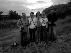 Feeling like part of the family of the winemakers :)