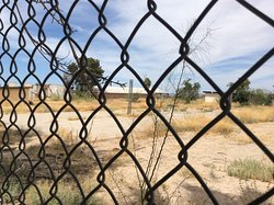 Most of the remaining camp buildings for Camp Poston 1 are now fenced in to protec them from further vandalism.  There is an organization dedicated to preserving and restoring these buildings.