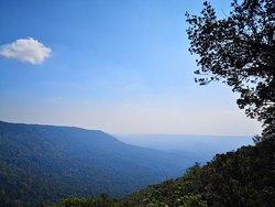Pa Deo Die Cliff