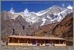 Dhaulagiri Circuit Trek (4) - Nepal 2018