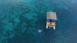 Gili Hai Snorkeling Pontoons