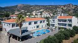 Panoramic Photo of Hotel
