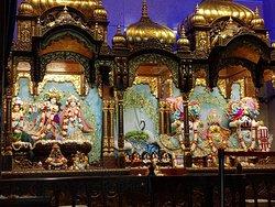 ISKCON Kolkata, Sri Sri Radha Govind Temple