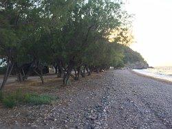 Kagia beach