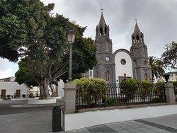 Basilica of San Juan Bautista