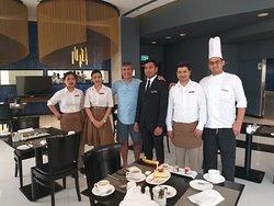 Ótimo hotel, excelente equipe, ótimo serviço