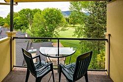 Balcony - One Bedroom Kitchen Suite
