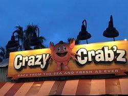 Crazy Crab'z