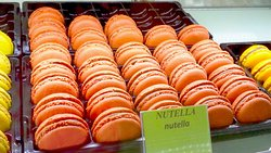 Passion Macarons at Anse Vata Bay - Hilton Complex.