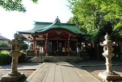 Ichigaya Kamegaoka Hachimangu Shrine