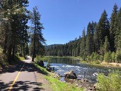Truckee River Bike Trail