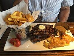They know steak!