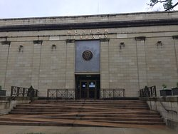 President Hayes Presidential Library Exterior