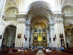 Iglesia Parroquial de San Millán y San Cayetano.