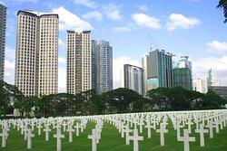 马尼拉美军公墓