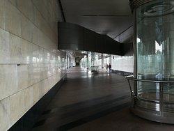 """Мост Лужники, станция метро """"Воробьёвы горы"""", июнь"""