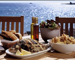 Seafood specialities