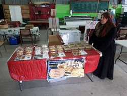 Syrian Treats from Al Zhouri Desserts!