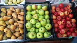 Tree fruit grown right in Antigonish County from La Dolce Terra!