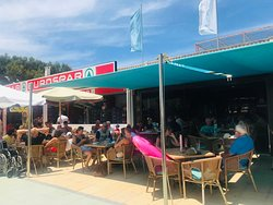 Terraza Isabella Beach