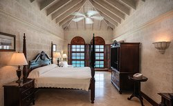 Two Bedroom Penthouse Suite with Roof Terrace and Plunge Pool Master Bedroom, Residences on the