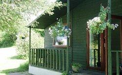 Cabin - entrance