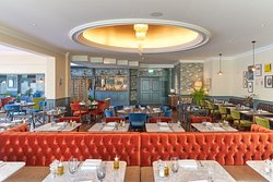 The Connaught Brasserie