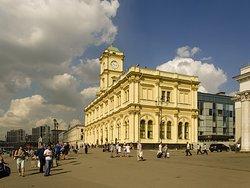 Leningradskiy Railway Station