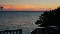 Igual que en las fotos. Se respira paz y belleza del mar