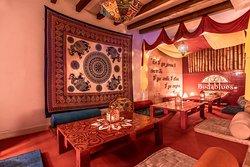 Espacios amplios y cómodos, ideal para celebrar momentos especiales