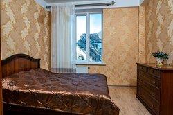 Номер с двуспальной кроватью и видом на горы по цене 2 тыс.руб
