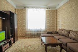 Гостиная в апартаментах на 4-м этаже