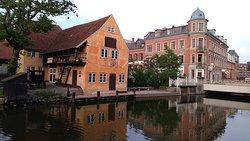 Old Town in Aarhus