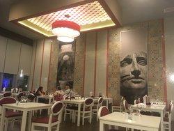 Great modern decor