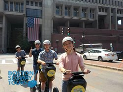 #Summer#Vacationis here!😃Gather your#friends&#familyfor good times at#TripAdvisor's #1 tour in the city!#Boston#Segway#Tours😎www.bostonsegwaytours.net
