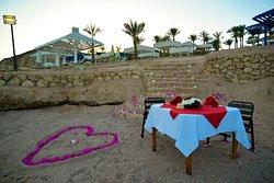 Beach Romantic Dinner