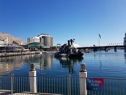 Hotel at good location, Darling Harbour Area
