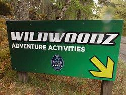 Wildwoodz near Inverness